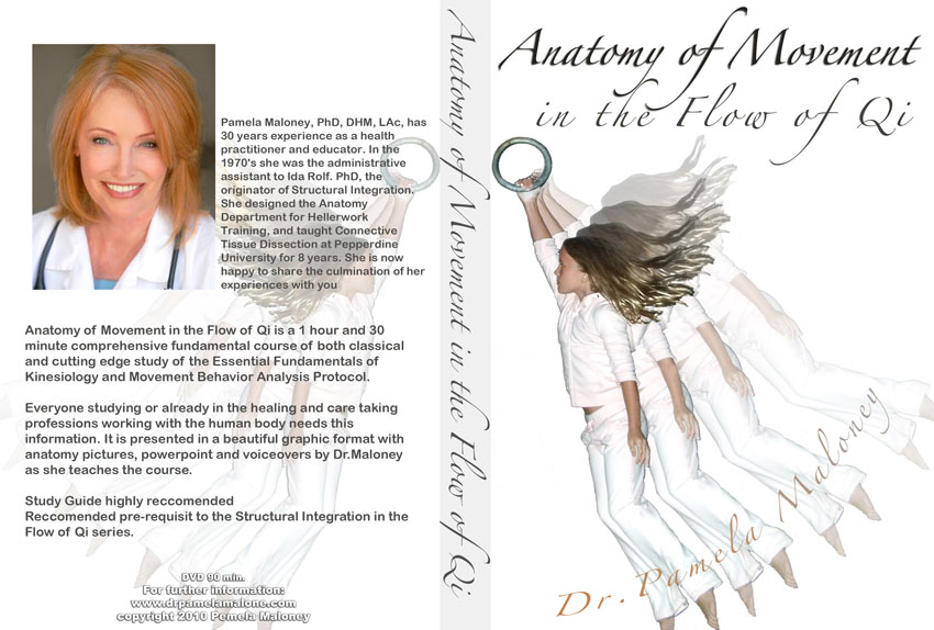 Anatomy of Movement - DVD Cover